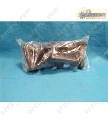 Kifolyótoldat gumi (egyenes, utángyártott) HAJDU 303 keverőtárcsás mosógép 10db/csomag /RENDELÉSRE