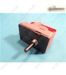 Kapcsoló - új fajta (eredeti, elfordítós) HAJDU 303 keverőtárcsás mosógép / RENDELÉSRE