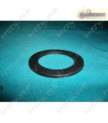 Tömítés (középagy, fekete, eredeti) HAJDU 303 keverőtárcsás mosógép 1DB!!!