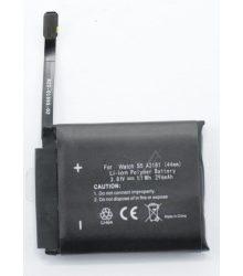 3,81V-296MAH LI-POLYMER okosóra akku helyettesítő Apple watch 5 szériához 44mm