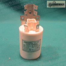 4 kivezetéses 0,47 nF kondenzátor (zavarszűrő) (bontott) ENERGOMAT 1012.5 mosógép