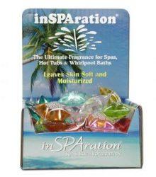 inSPAration® Liquid Pearl ™ mintacsomag whirlpool illat aromaterápia (12x 15ml)