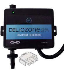 DEL Ozone® Spa (CMP BO3) ózongenerátor AMP csatlakozással