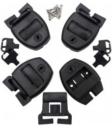 Spacover Lock Pinch Release 5250 Lock Clip