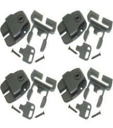 Spacover Lock Push Release 5255 zárókapocs