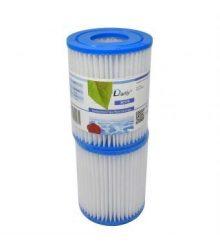 WF-64DY Darlly® Whirlpool Filter 40057 (az SC770, Lay Z Spa Filter, Bestway Quick Up Filter helyettesíti)