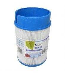 WF-78DY Darlly® Whirlpool szűrő Snap On 60305 (helyettesíti: Softub® Filter 33001001 2010-től, SC784, ST36)
