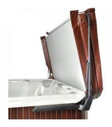 CoverMate 3 Bővített speciális változat - fedélemelő falra szereléshez, kitolható elforgatható karokkal